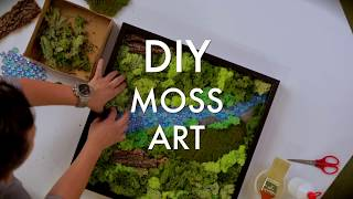 #KeppelLandFolks: DIY Moss Art