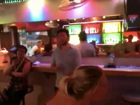 Aussie night oasis bar Patong
