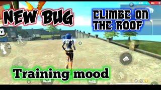 Training mood new BUG    Climbe up on training mood terist   