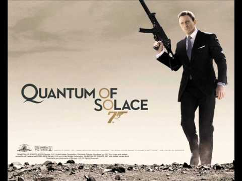 James Bond - Soundtrack ~ Quantum of Solace Theme