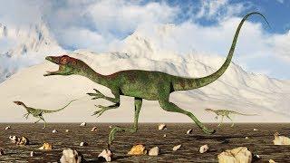 Prokompsognat - mały zabójca z Jurassic Park czy triasowy kurczak?