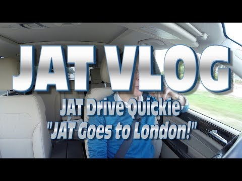 JAT Drive QuickieMCM ComicCon London
