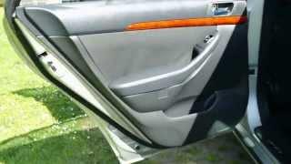 2004 Toyota Avensis from Rockstar Cars Devonport