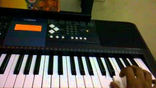 Vijay TV serial Office BGM on Keyboard