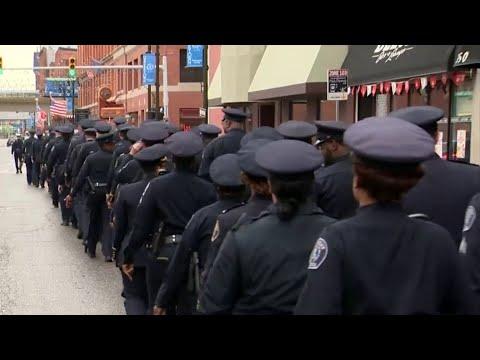 Detroit police hold annual interfaith memorial service