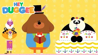 The Wedding Badge - Hey Duggee Series 2 - Hey Duggee