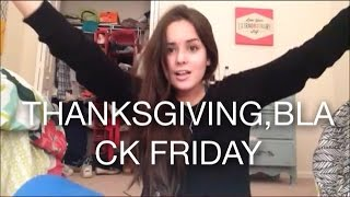 Diário de Intercambio #USA - Thanksgiving, Black Friday e 4 meses no gringo