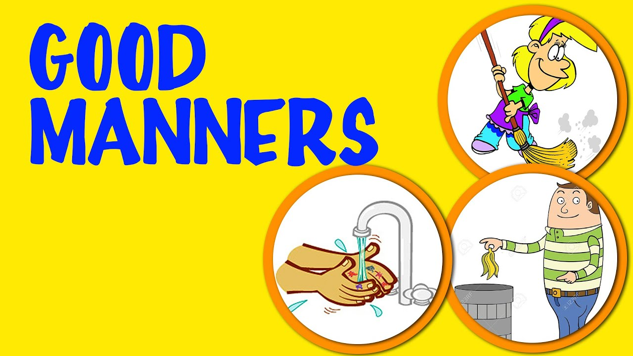 Good Manners Images on Garden Of Good Manners Chart