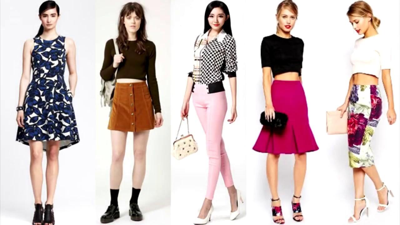 Tendencias primavera verano 2018 ropa de moda para mujer for Colgadores de ropa de pared