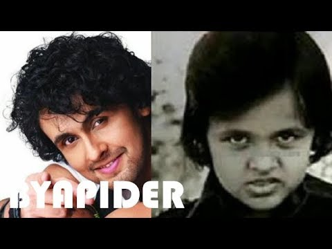 Sonu Nigam Childhood Photos    Rare & Unseen Pictures!!!