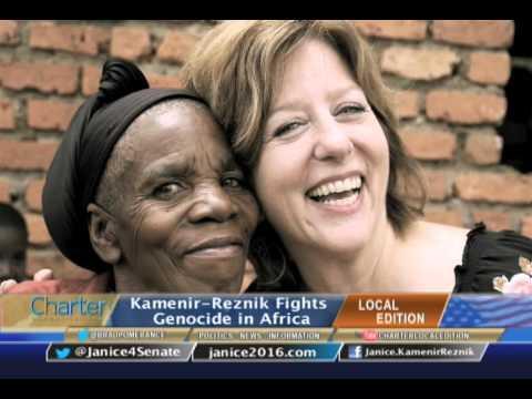 Charter Local Edition with CA State Senate Candidate Janice Kamenir-Reznik (D)