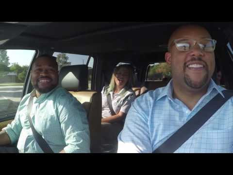 Berry Carpool Karaoke