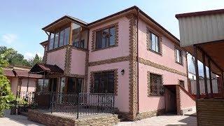 Продается дом, 2 уровня и подвал, 5 комнат, 220 квм, 10 5 соток, Алматиская обл, пос  Амангельды