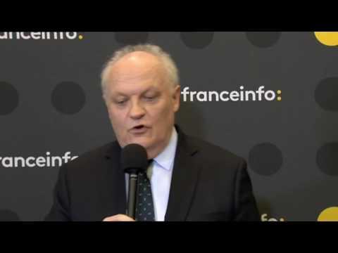 Pour François Asselineau, l'Europe est responsable de la baisse des dotations
