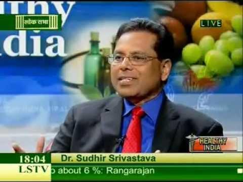 Robotic Surgery in India (Lok Sabha TV)