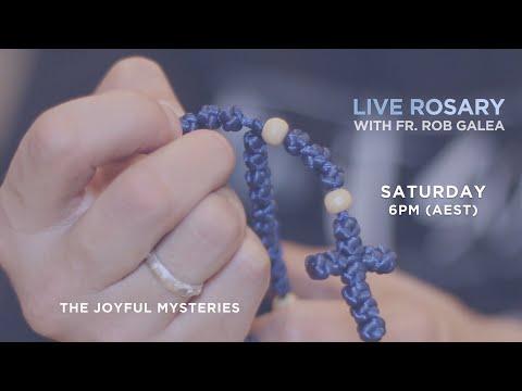 Rosary with Fr. Rob Galea (Joyful Mysteries)