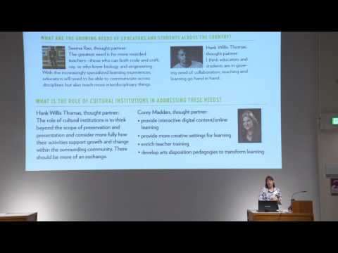 The Future is Now: Distance Learning in Museums