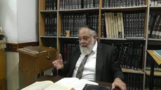 Baby steps to Teshuva. By Rabbi Granofsky sep-18-19