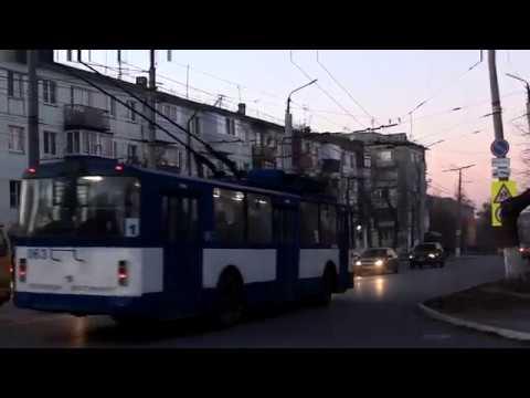 Фильм про Новокуйбышевский троллейбус
