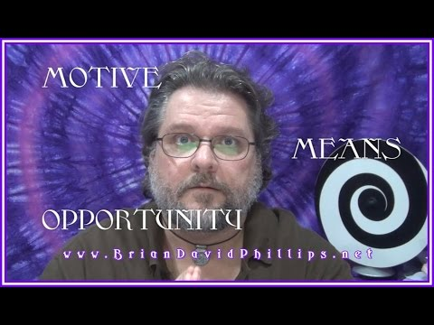 Of Motive, Means, and Opportunity in 3D