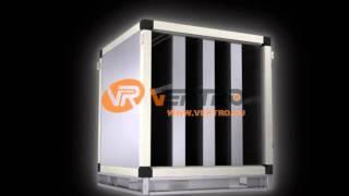 видео Акустические и аэродинамические характеристики гибких воздуховодов