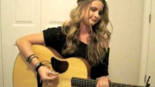 Savannah Outen singing (According to You, One Less Lonely Girl, Bad Romance)