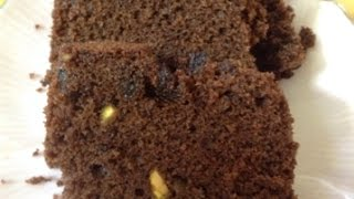 Chocolate Raisin Pistachio Pound Cake - Diy Food & Drinks - Guidecentral