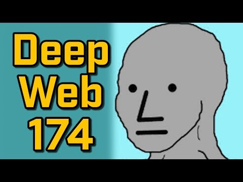 NPC's HAVE THEIR OWN BOARDS!?! - Deep Web Browsing 174