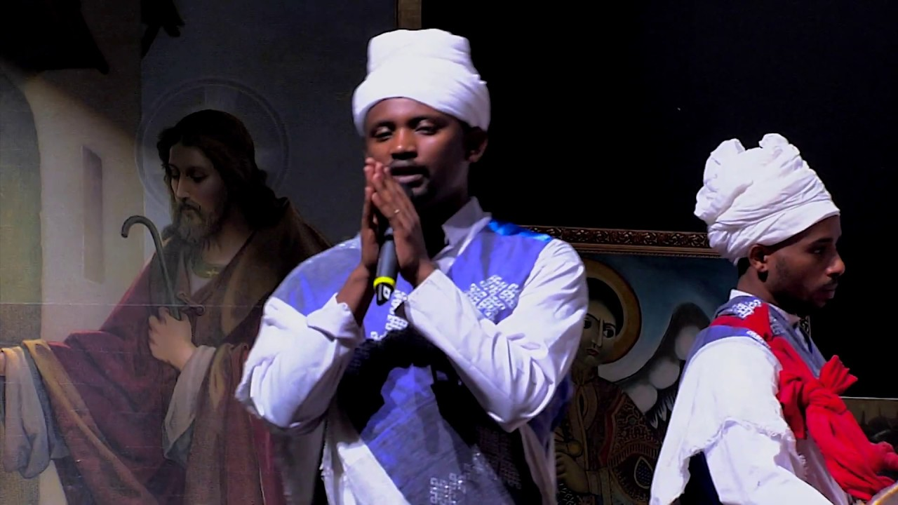 Ethiopia New orthodox Mezmur By Artist Tewodros Getnet /ያብርሃም አምላክ/