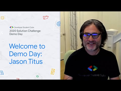 Welcome to the Demo Day with Jason Titus