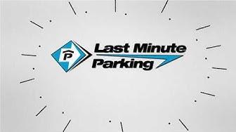 Der Service bei Last Minute Parking [Parken am Baden Airpark]