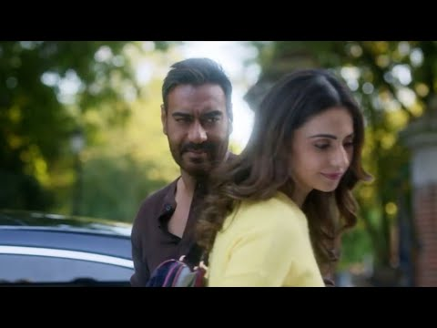 Armaan Malik - Chale Anna Full Video Song - De De Pyaar De - Ajay Devgn & Rakulpreet - Amaal Mallik
