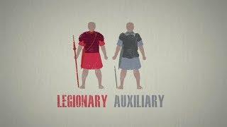 Roman Army Structure | Vindolanda Museum