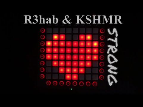 R3HAB & KSHMR - Strong (ATLAS Launchpad Cover)