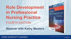 Role Development in Professional Nursing Practice, 4e – Author Webinar
