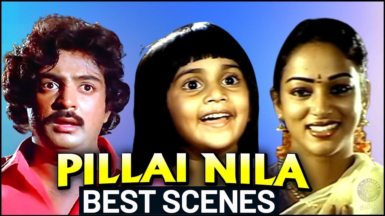 Why Dolly's spirit Posses Baby Shalini   Pillai Nila Thrilling Scenes   Mohan, Nalini, Radhika