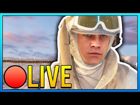 PATCH 1.2 IS HERE - Star Wars Battlefront 2 Hoth Skins, Jetpack Cargo + More!