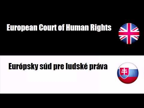 ENGLISH SLOVAK   Court of Justice of the European Communities
