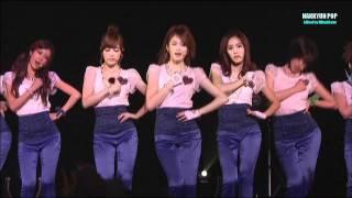 T-ARA(티아라) I'm really hurt-Tokyo Japan Live Ver.-