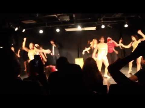 Lady GaGa- Applause Ft. Bronx Theatre High School Dance Company