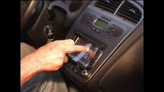 Radio Seat Altea / Radio Seat Toledo / How To Remove Radio Unit on Seat Altea