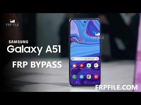 Photo of Bypass FRP Samsung Galaxy A51 Android 10 Security Patch January 2020 – سامسونج