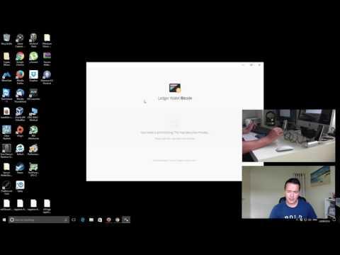 Ledger Nano S - Initial Setup & First Hardware Wallet Transaction