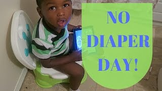 NO DIAPER DAY! 02