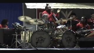 Louie Bellson Drum Solo 2008