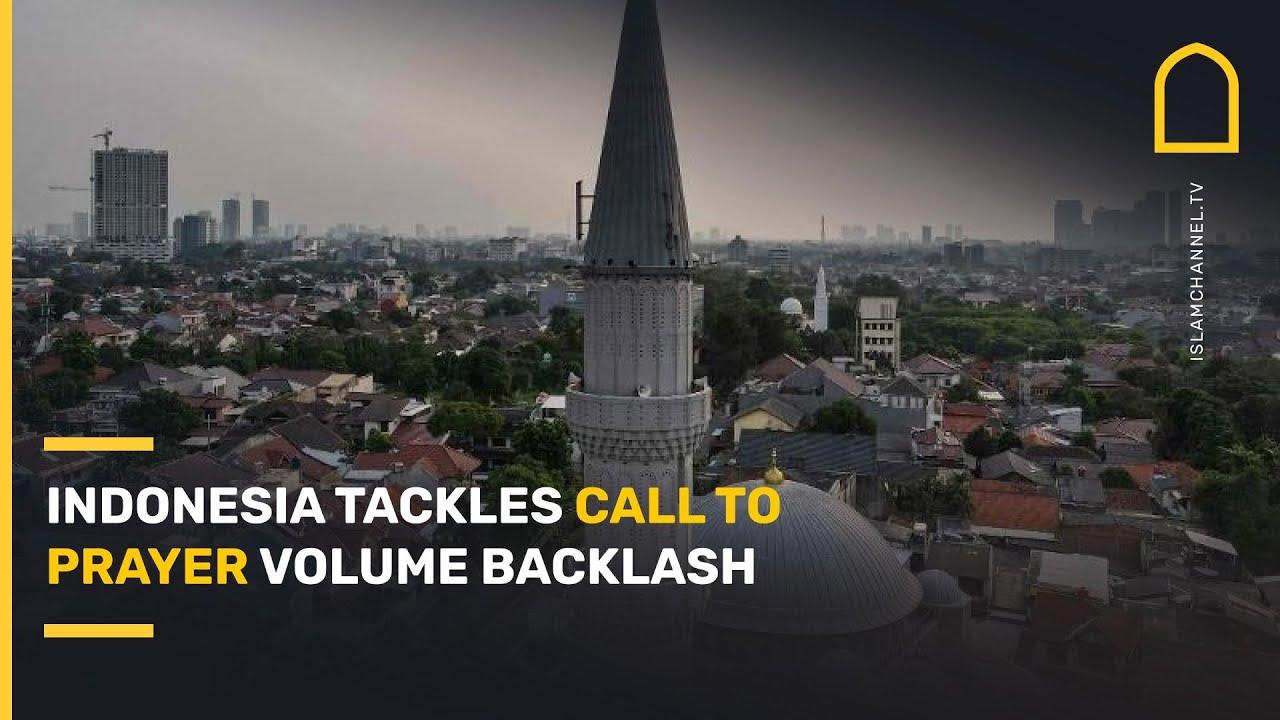 Download Indonesia tackles call to prayer volume backlash