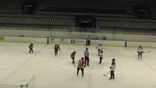 Хоккей ЛНХЛ Парма-Ягуар 25.2.2017 г. 2 пер. Пермь