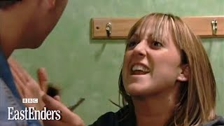 YOU MAKE ME SICK! Sonia gives Martin what for - EastEnders - BBC