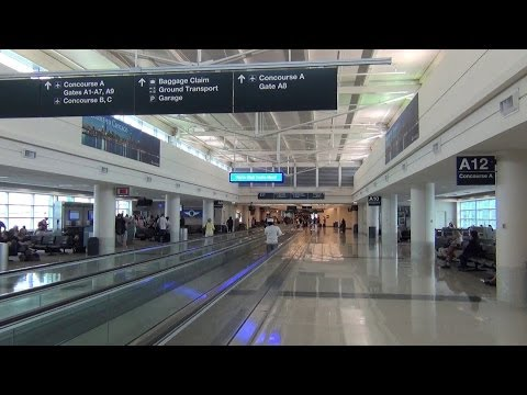 An HD Tour of Chicago Midway Airport, Part 2: Concourses A and C