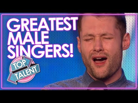 5 GREATEST MALE SINGERS EVER on Got Talent X Factor & Idol | YOU WONT BELIEVE THERE VOICES!